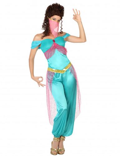 Orientalische Tänzerin Kostüm für Damen