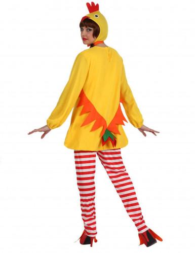 Huhn-Kostüm für Frauen-1