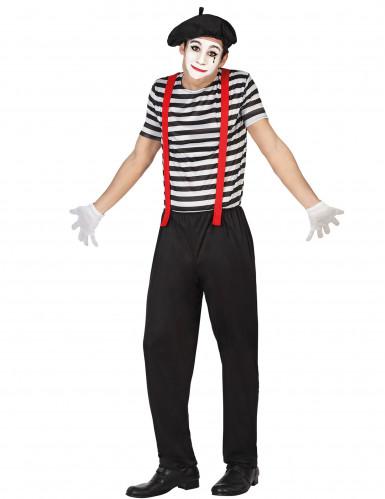 Kostüm Pantomime für Herren
