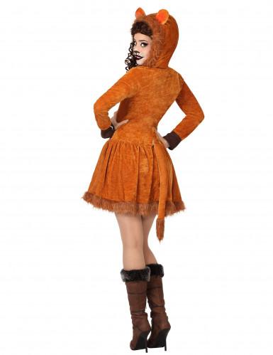 Löwin-Kostüm Damen-1