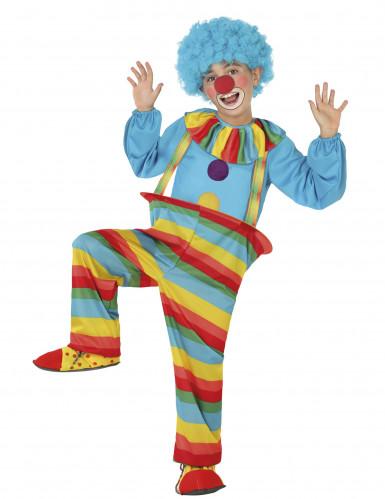 Clown-Kostüm für Jungen