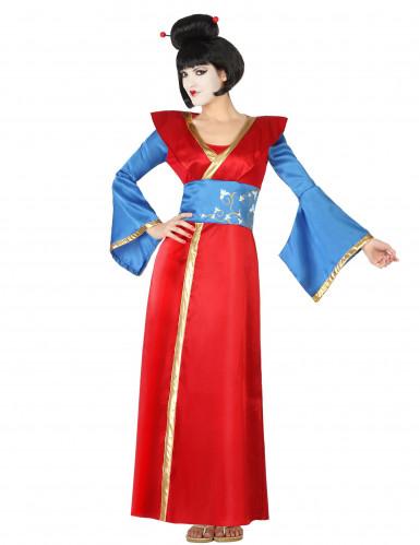 Geisha-Kostüm für Damen