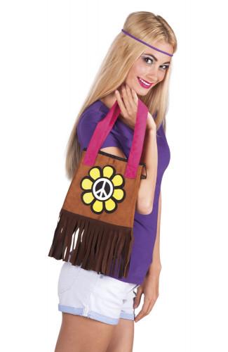Flower Power Tasche für Hippies