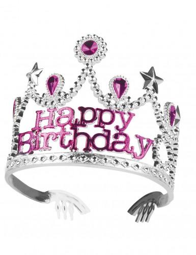 Happy Birthday Geburtstagskrone für Mädchen-1
