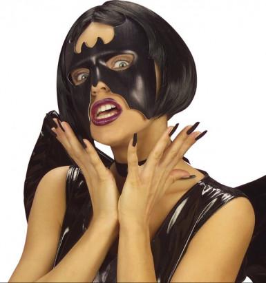 Augenmaske Fledermaus für Damen Halloween