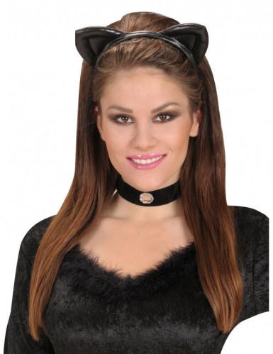 Katzenohren Haarreif für Erwachsene-1