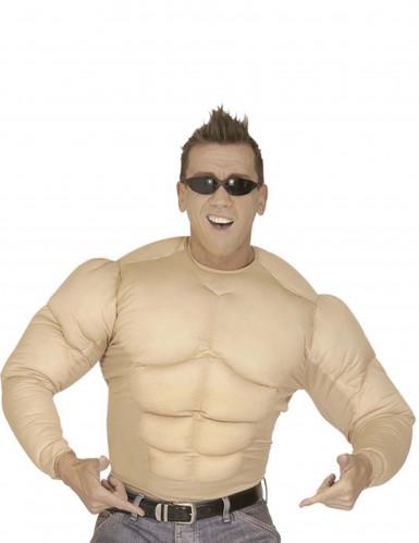 Falscher Männer-Torso mit vielen Muskeln-1