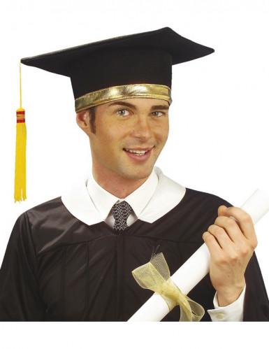 Uni-Absolventen Mütze für Erwachsene