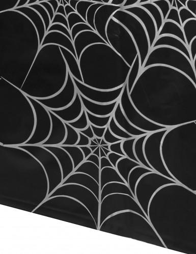 Spinnennetz Tischdecke - Halloween-1