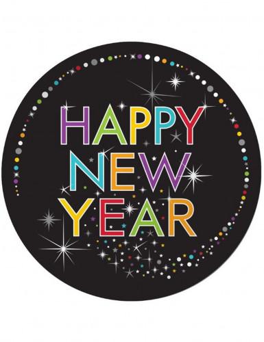 8 Happy New Year Teller