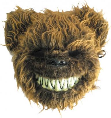 Bärenmaske für Halloween