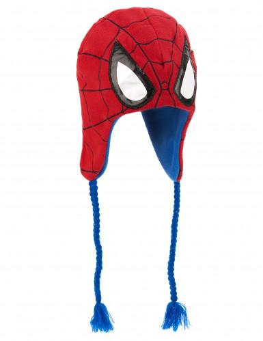 Spiderman-Mütze für Erwachsene