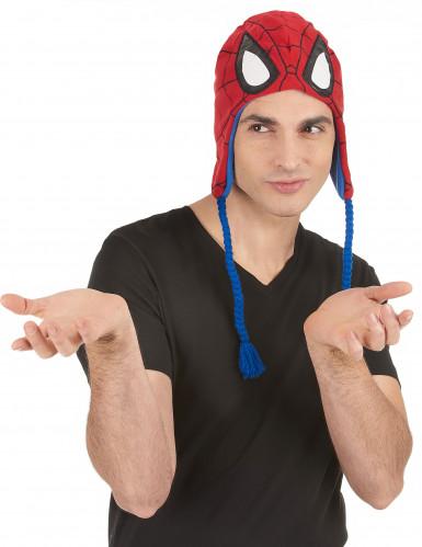 Spiderman-Mütze für Erwachsene-1
