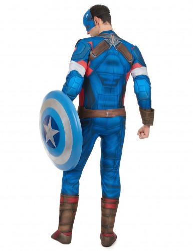 Deluxe Kostüm Captain America™-2