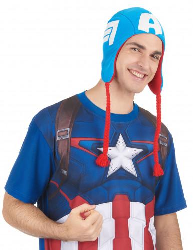 Captain America™ Mütze für Erwachsene-1