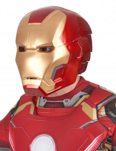 Iron Man™ II Maske für Erwachsene-1