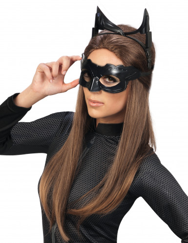 Catwoman™ Maske - Deluxe