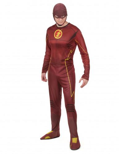 Klassisches The Flash™-Kostüm für Erwachsene