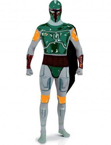 Star Wars™ Boba Fett Zweite Haut-Kostüm