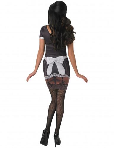 Freches Dienstmädchen-Kostüm für Erwachsene-1