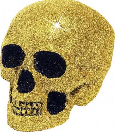 Goldfarbender Totenkopf
