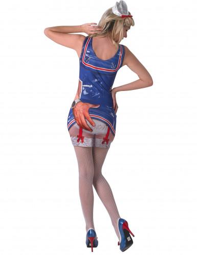 Kostüm Sexy Matrose für Damen-1