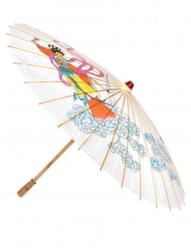 Sonnenschirm chinesisch 100 cm Einheitsgröße 4XPMT01