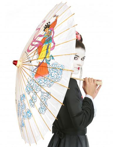 Sonnenschirm chinesisch 100 cm-1