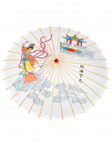 Sonnenschirm chinesisch 100 cm-2