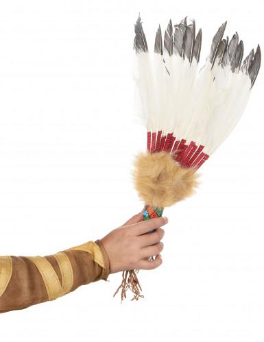 Indianer Fächer-1