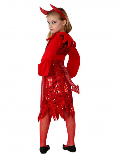 Teufel Kostüm Mädchen-1