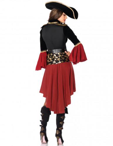 Elegantes Piraten-Kostüm für Frauen-2