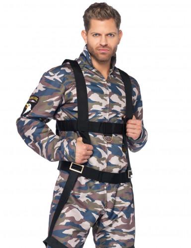 Militär-Kostüm für Männer-1