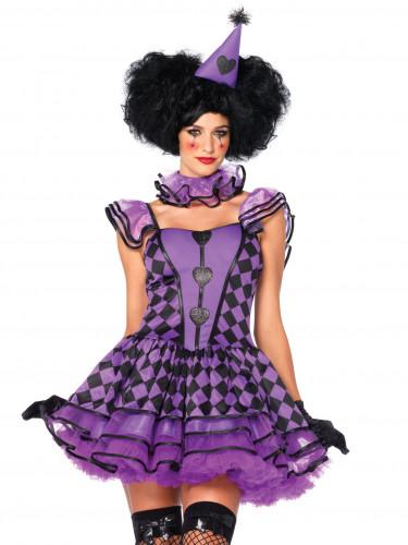 Harlekin-Kostüm für Frauen-1