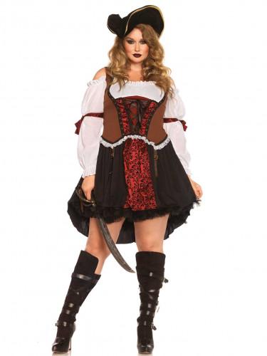 Piraten-Kostüm für Frauen