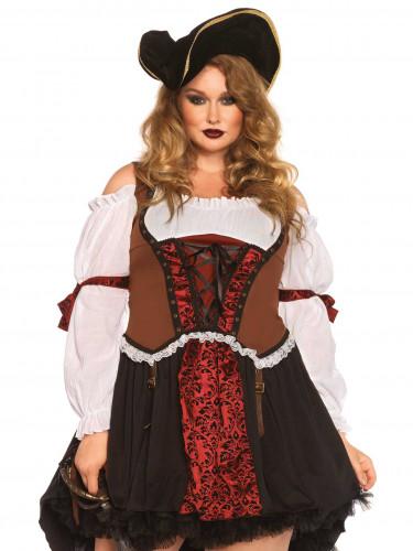 Piraten-Kostüm für Frauen-1