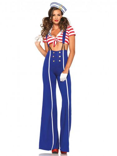 Verkleidung Seefahrerin für Frauen