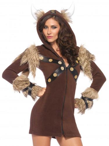 Wikinger Kostüm Damen-1