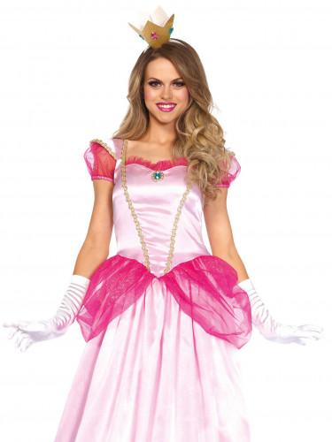 Rosa Prinzessin Kostüm für Frauen-1