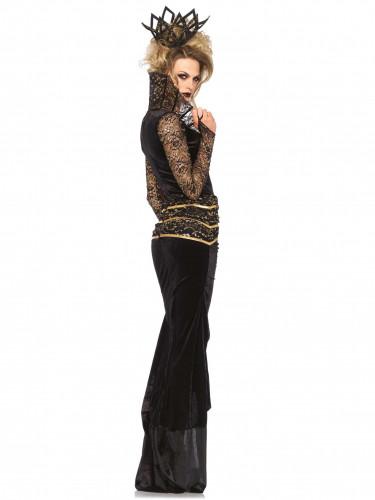 Premium - Hexen Kostüm für Frauen-2