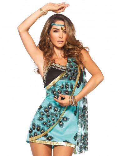 Indisches Damenkostüm-1