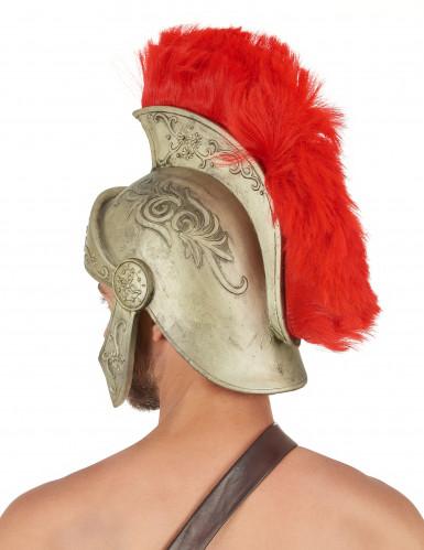 Helm eines römischen Kriegers aus Latex für Erwachsene-1