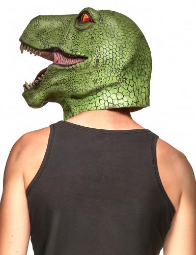 Dinosaurier Maske für Erwachsene-1