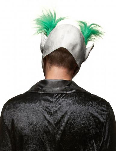 Clownsmaske aus Latex mit scheußlicher Fratze-1
