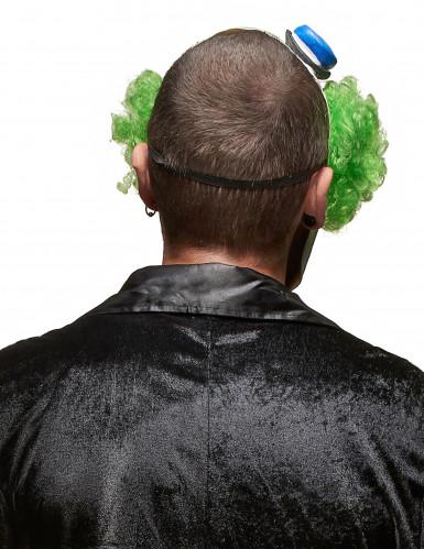 Horrorclowns-Latexmaske für Erwachsene zu Halloween-1