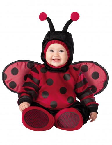 Marienkäfer-Kostüm für Babys - Premium