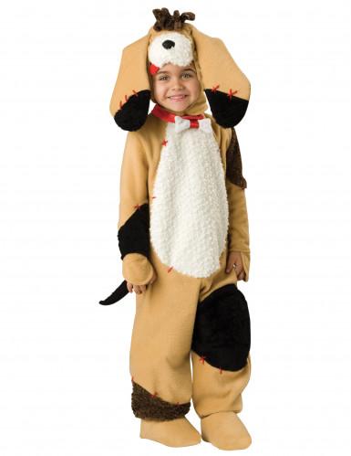 Hundewelpen-Kostüm für Kinder - Deluxe