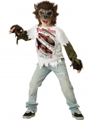 Werwolf Kostüm für Kinder