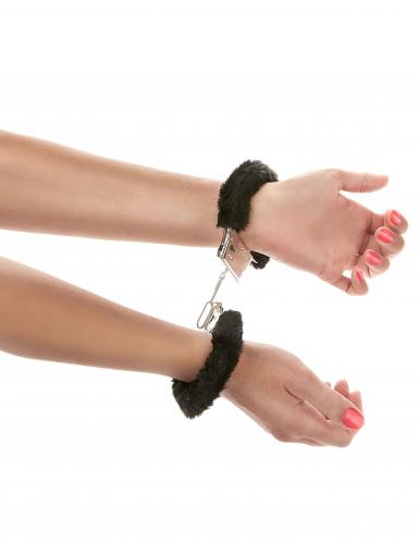 Schwarze Handschellen-1