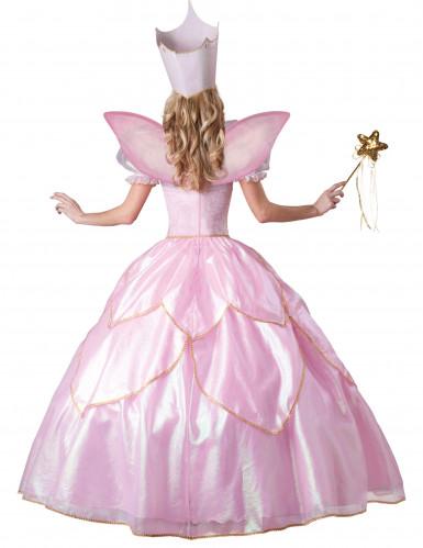 Feen-Kostüm für Damen in rosa - Deluxe-1